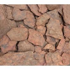 Песчаник красный дракон плитняк