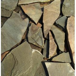 Песчаник серо-зеленый плитняк