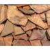 Песчаник красный обоженный плитняк